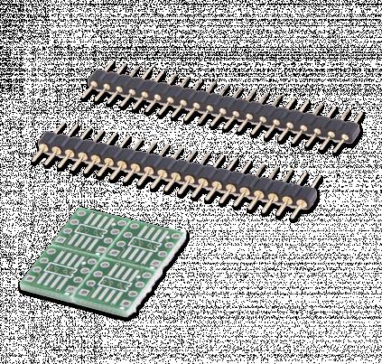 ZN035 - ABPROG eeprom socket