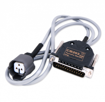 CB203 - AVDI cable for connection with Yamaha Marine Engines