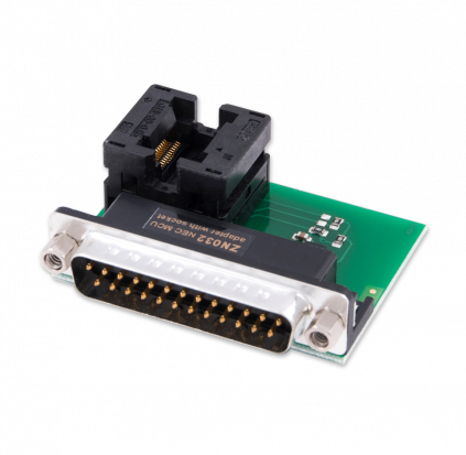 ZN032 - ABPROG NEC adapter with socket