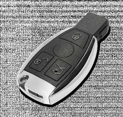 TA52 - Universal BGA Mercedes-Benz key (433/315 MHz)