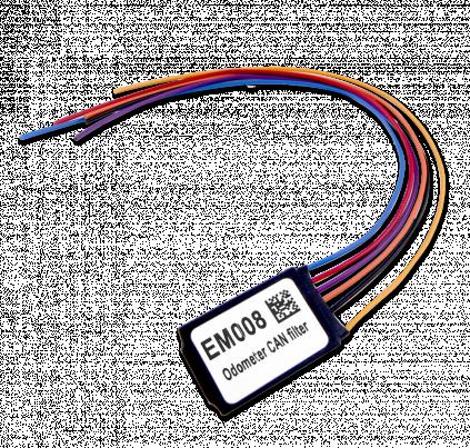 EM008 - Odometer calibration emulator for W204, W212, W205 (FBS3/FBS4)